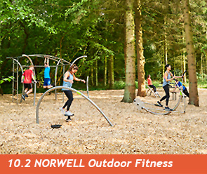 10.2 NORWELL Outdoor Fitness